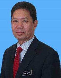 Mr Kua Abun