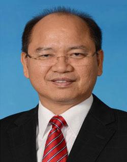 YB Datuk Seri Panglima Wilfred Madius Tangau