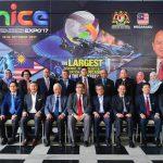 Kunjungan Hormat YB Dato' Sri Michael Manyin Jawong, Menteri Pendidikan, Sains dan Penyelidikan Teknologi Sarawak