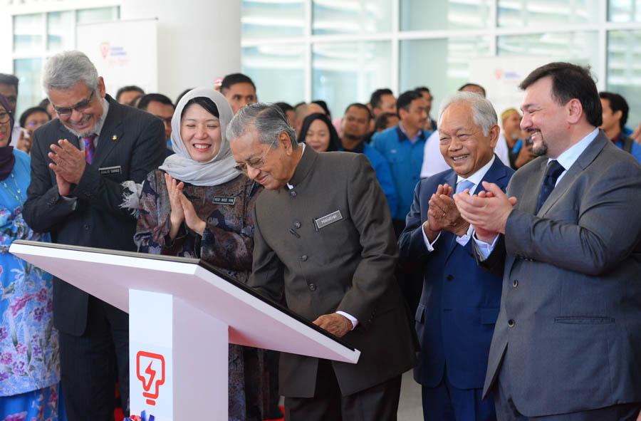 Majlis Perasmian Kompleks Balai Islam TNB 5