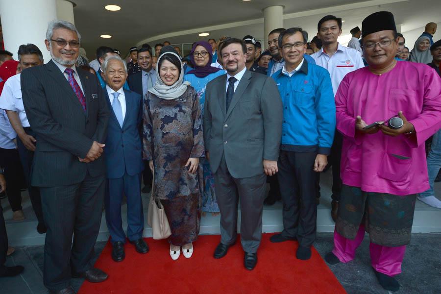 Majlis Perasmian Kompleks Balai Islam TNB 9