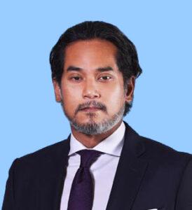 YB Khairy Jamaluddin