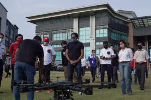 AirAsia Teroka Khidmat Penghantaran Melalui Dron 1