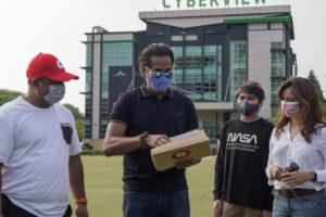 AirAsia Teroka Khidmat Penghantaran Melalui Dron 3