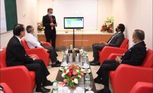 Lawatan YAB Perdana Menteri ke Institut Kanser Negara IKN 4