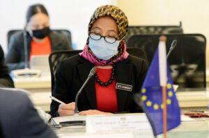 Kunjungan hormat daripada TYT. Michalis Rokas Duta Besar Kesatuan Eropah di Malaysia 4
