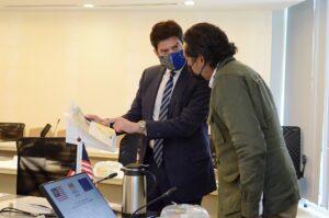 Kunjungan hormat daripada TYT. Michalis Rokas Duta Besar Kesatuan Eropah di Malaysia 5