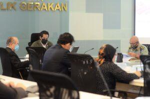 Mesyuarat Penyelarasan PICK bersama Timbalan Ketua Menteri Sarawak 5