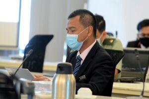 Mesyuarat Penyelarasan PICK bersama Timbalan Ketua Menteri Sarawak 8
